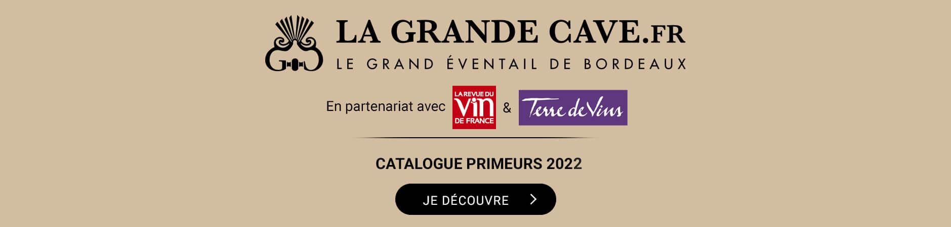 LA GRANDE CAVE - LE GRAND ÉVENTAIL DE BORDEAUX