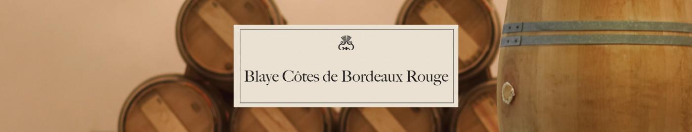 Blaye  Côtes de Bordeaux Rouge