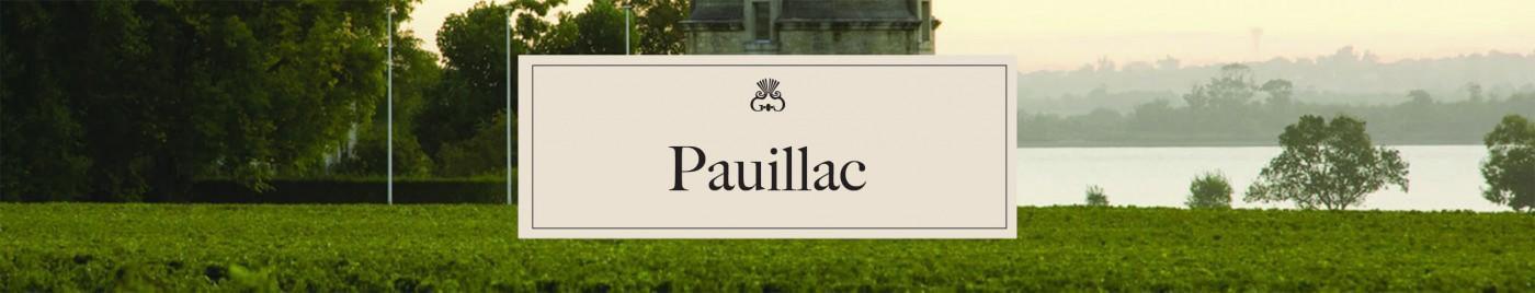 Pauillac - Vins de Bordeaux