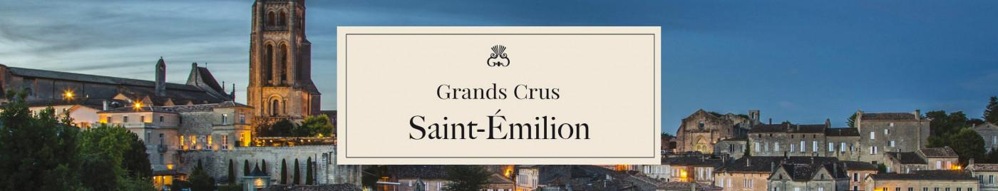 Saint-Émilion Grand Cru