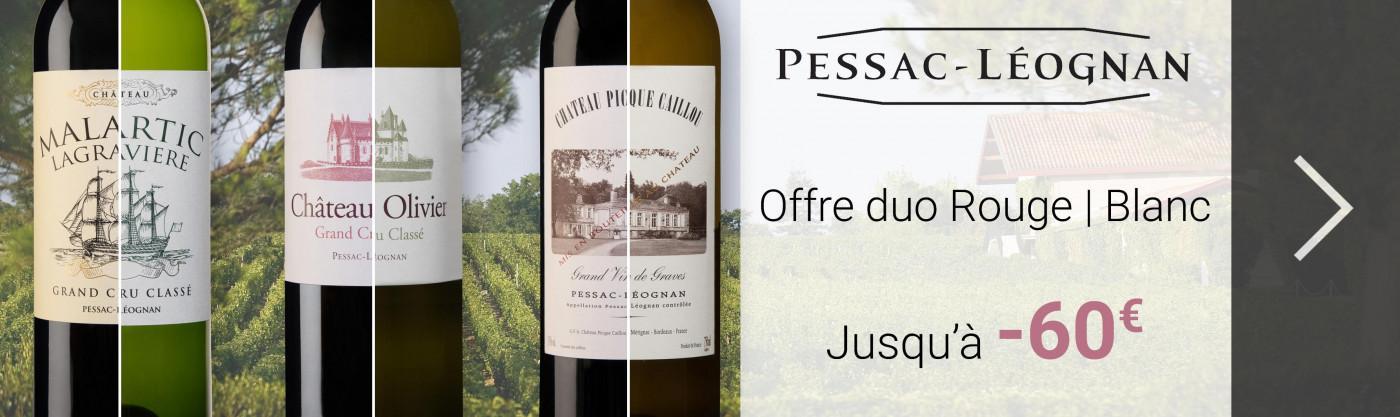 Offre DUO Pessac-Léognan