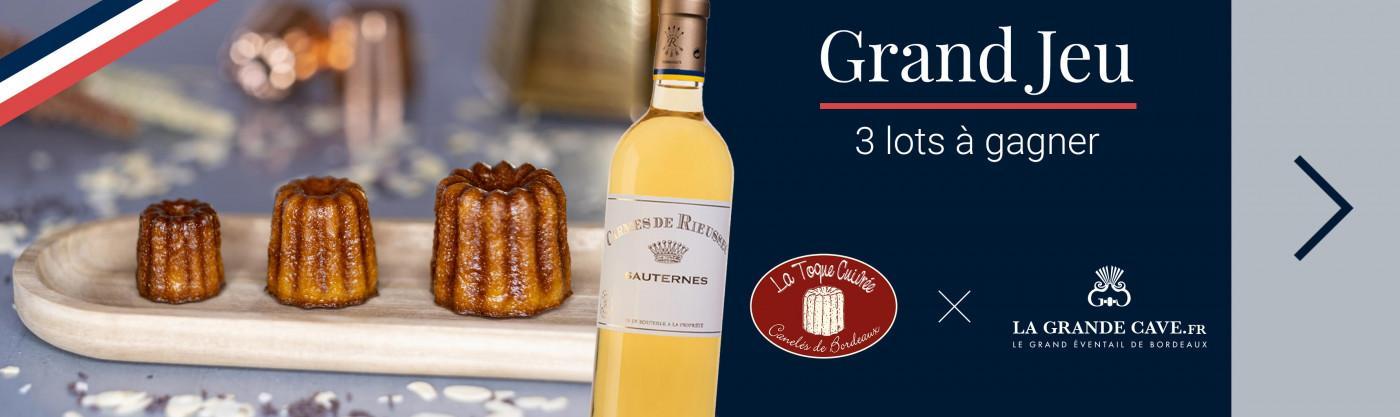Grand Jeu French Days avec La Toque Cuivrée