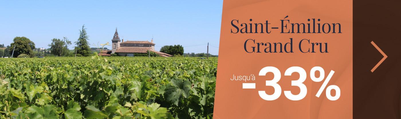 Saint-Émilion Grand Cru, la star des appellations