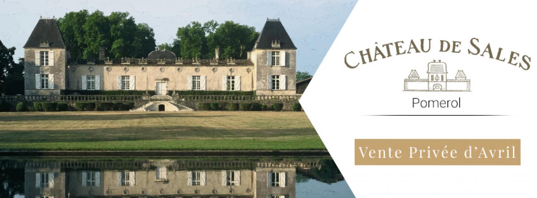 Vente Privée Château de Sales