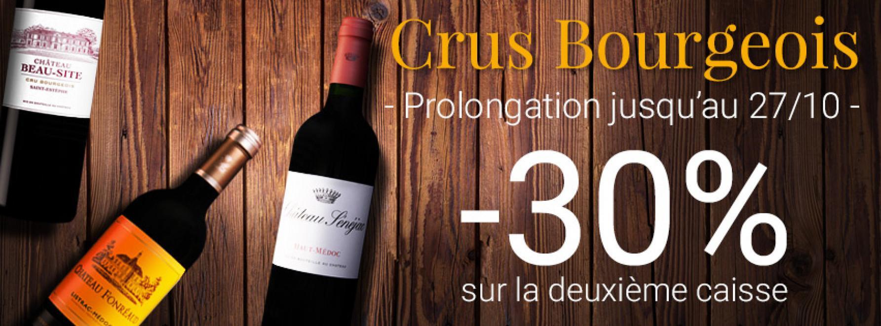 Prolongation Crus Bourgeois