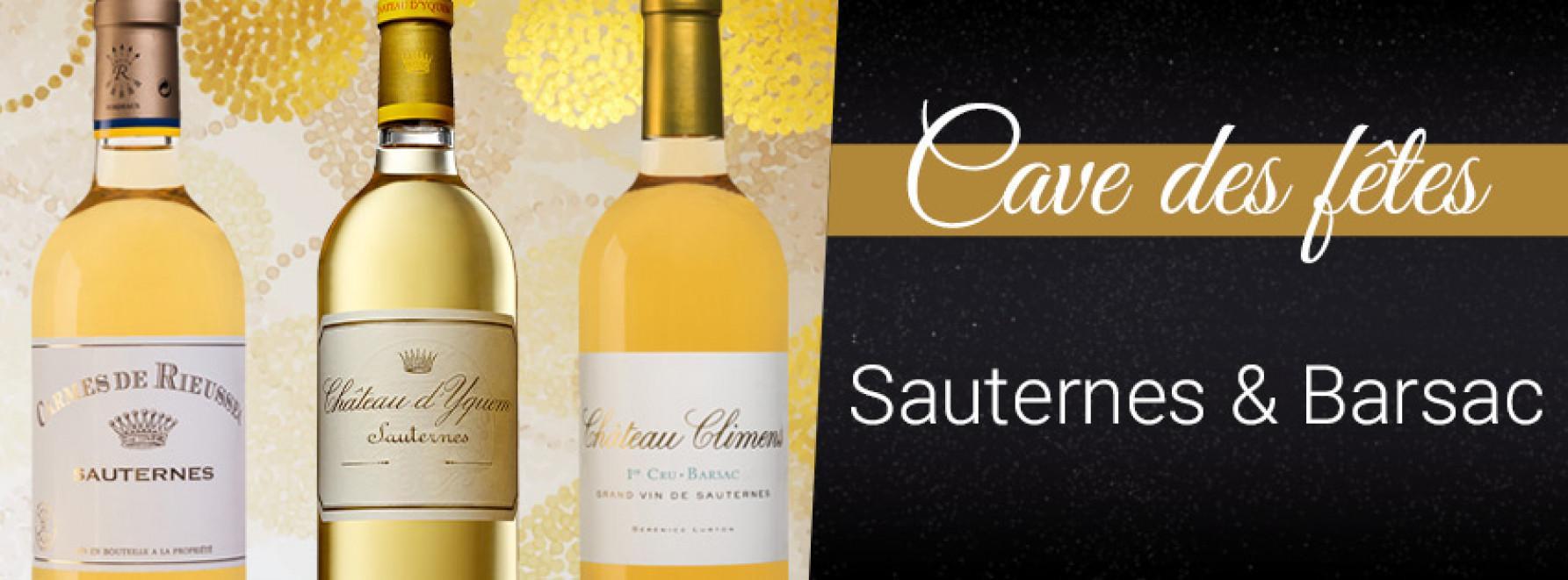 Cave des Fêtes : Sauternes & Barsac