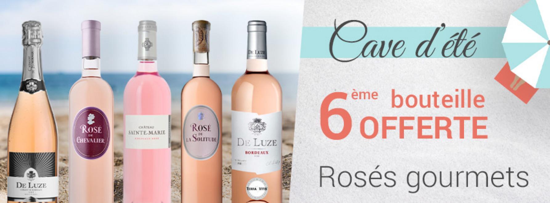 Rosés Gourmets