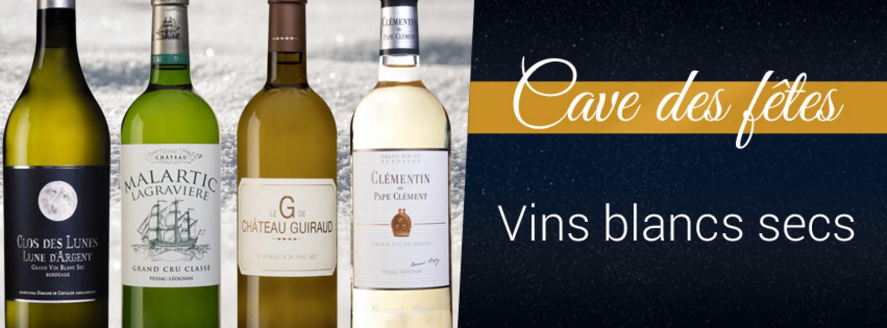 Cave des Fêtes | Vins blancs secs