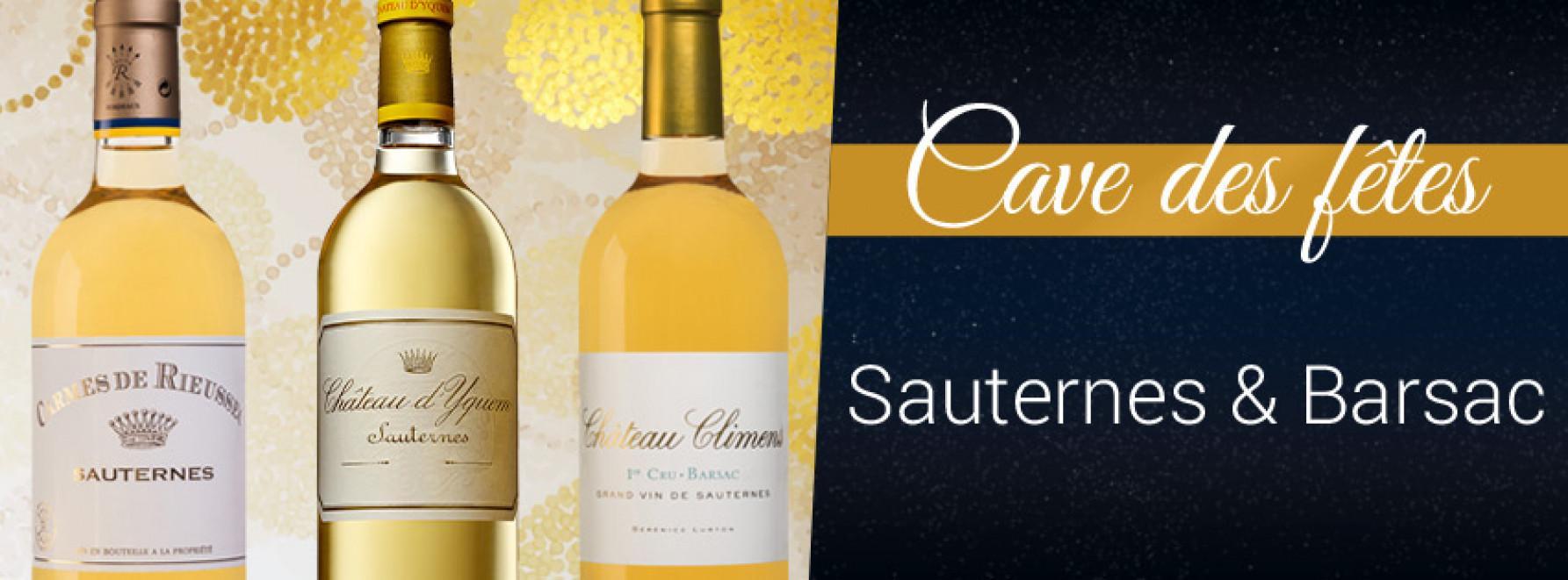 Cave des Fêtes | Sauternes & Barsac