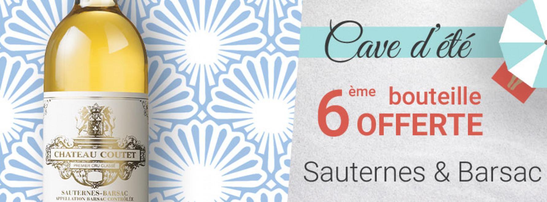 Cave d'été | Sauternes & Barsac