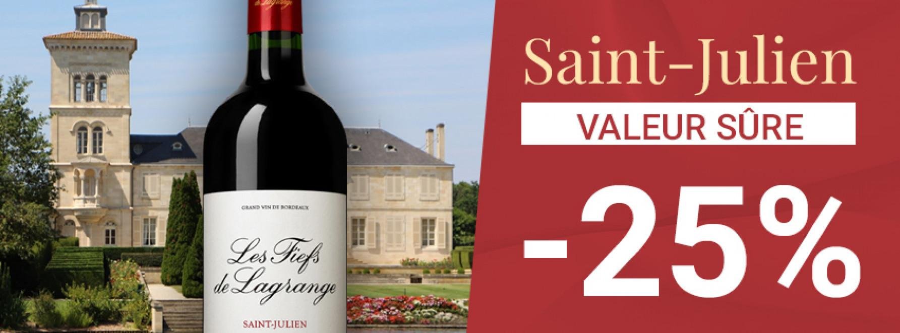 Fiefs de Lagrange 2014, un 2nd vin iconique
