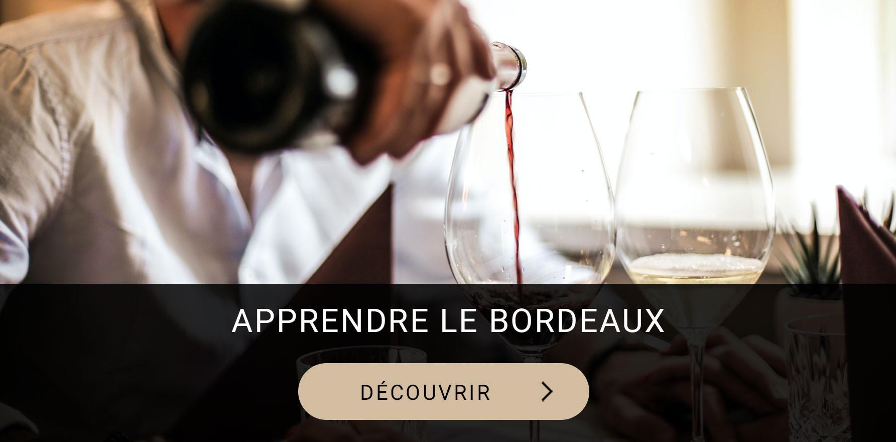 Apprendre le Bordeaux - La Grande Cave