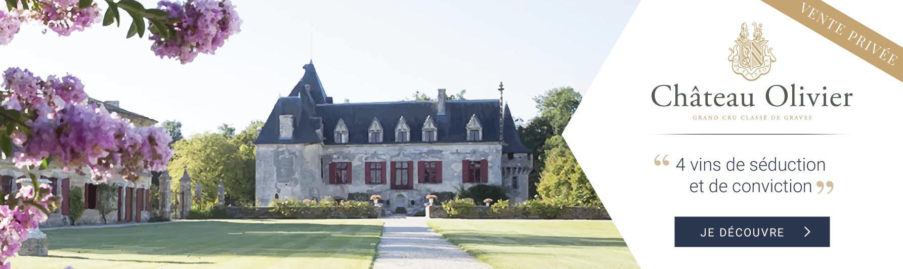 Château Olivier - Vente privée