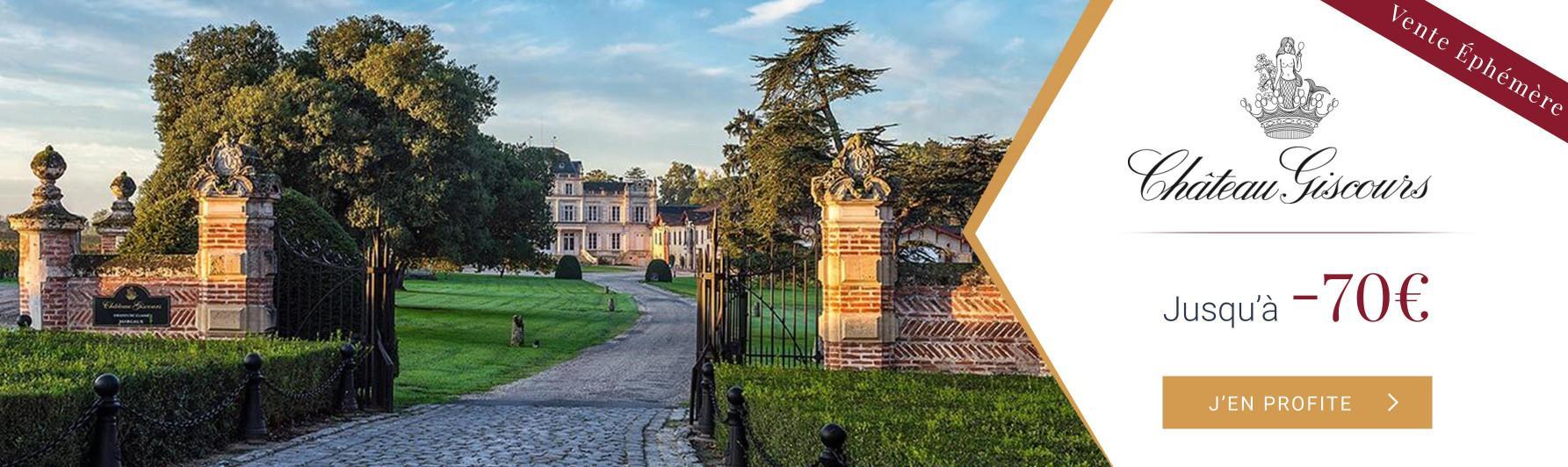 Vente Éphémère du Château Giscours