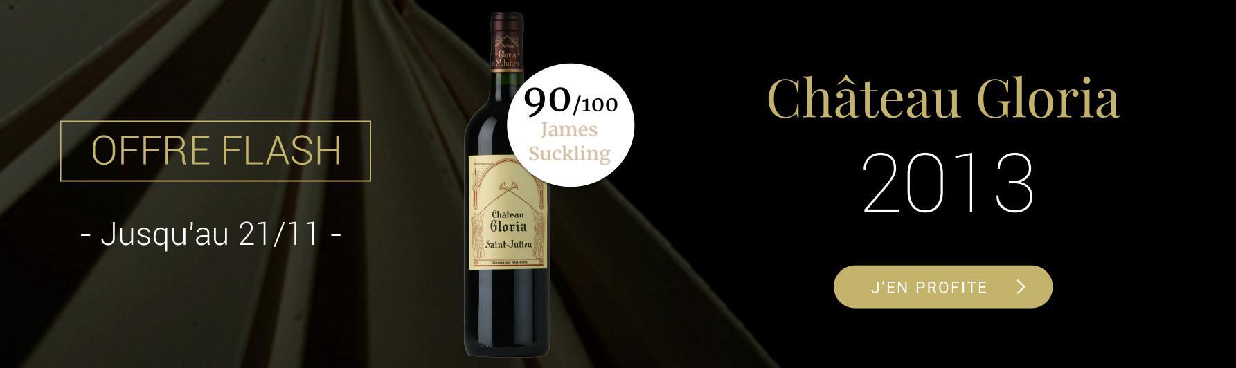 Offre Flash - Château Gloria 2013