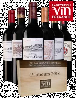 "Caisse RVF ""Prestige"" Primeurs 2018"