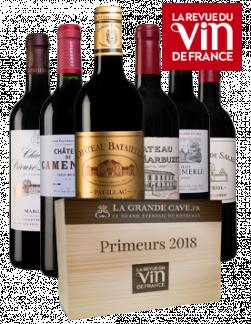 """Caisse RVF """"Prix-Plaisir"""" Primeurs 2018"""