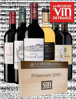 """Caisse RVF """"BIO"""" Primeurs 2019"""