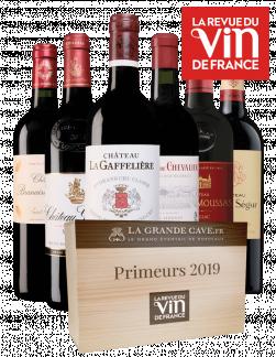 """Caisse RVF """"Pépites"""" Primeurs 2019"""