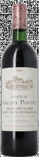 Château Grand-Pontet 1985