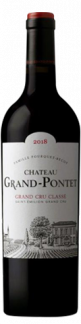 Château Grand-Pontet 2018