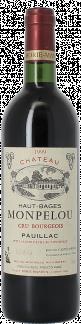 Château Haut-Bages Monpelou 1999