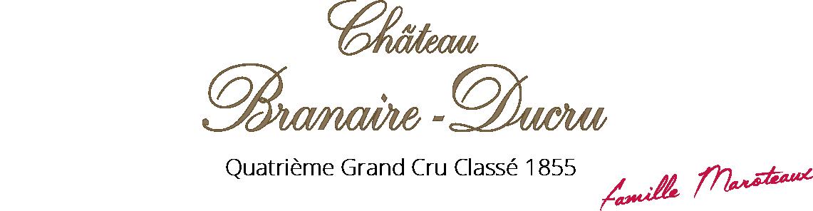 visuel Château Branaire-Ducru