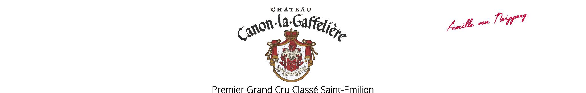 visuel Château Canon-La Gaffelière