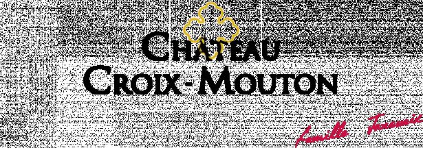 visuel Château Croix-Mouton