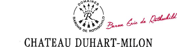 visuel Château Duhart-Milon-Rothschild