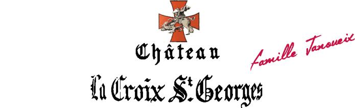 visuel Château La Croix Saint-Georges