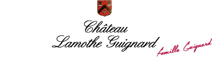 visuel Château Lamothe Guignard