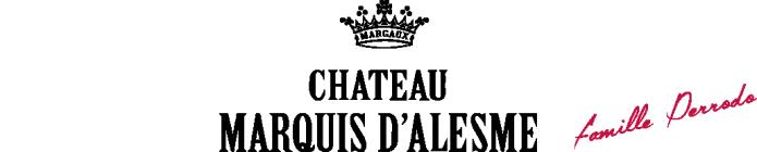 visuel Château Marquis d'Alesme
