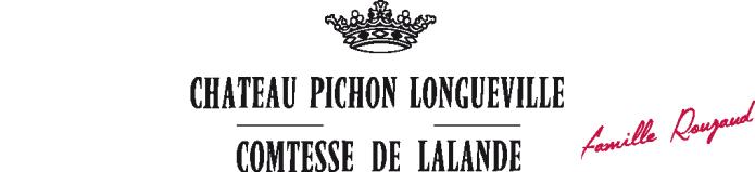 visuel Château Pichon Longueville Comtesse de Lalande