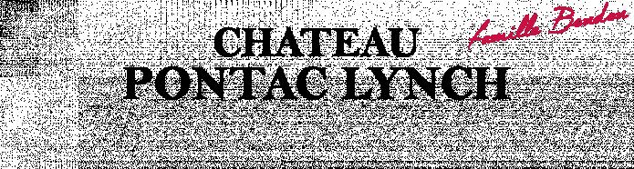 visuel Château Pontac-Lynch