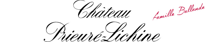 visuel Château Prieuré-Lichine