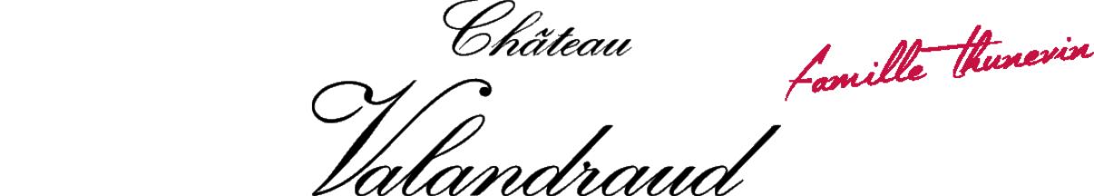 visuel Château Valandraud