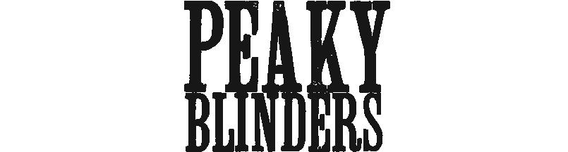 visuel Shelby Company Ltd - Peaky Blinders