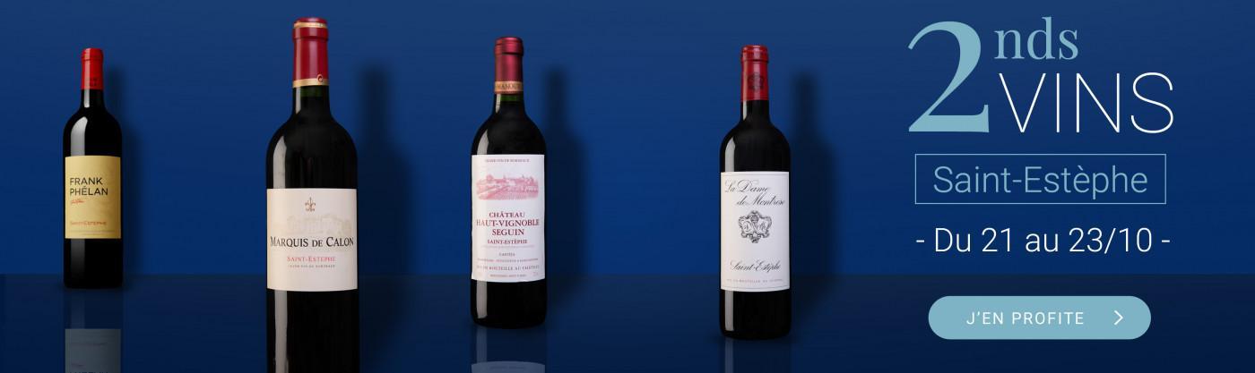 2nds vins - Saint-Estèphe