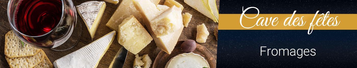 Cave des Fêtes 2020 : Accompagner des fromages
