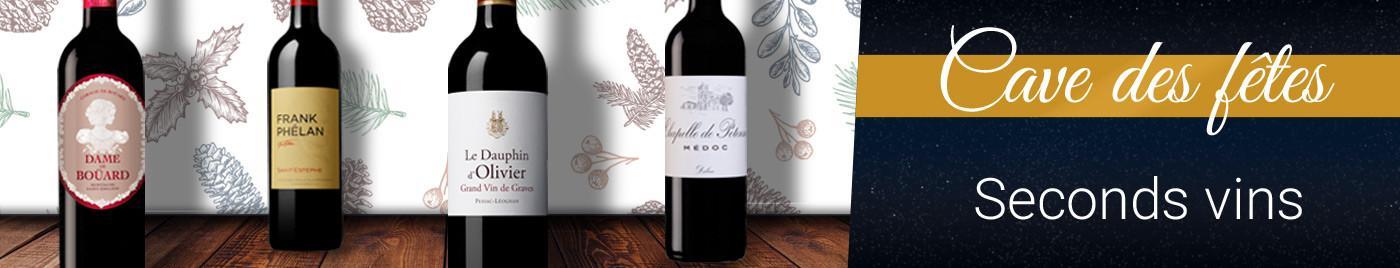 Cave des Fêtes 2020 : Seconds vins