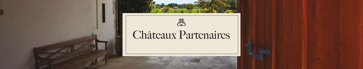 Châteaux partenaires