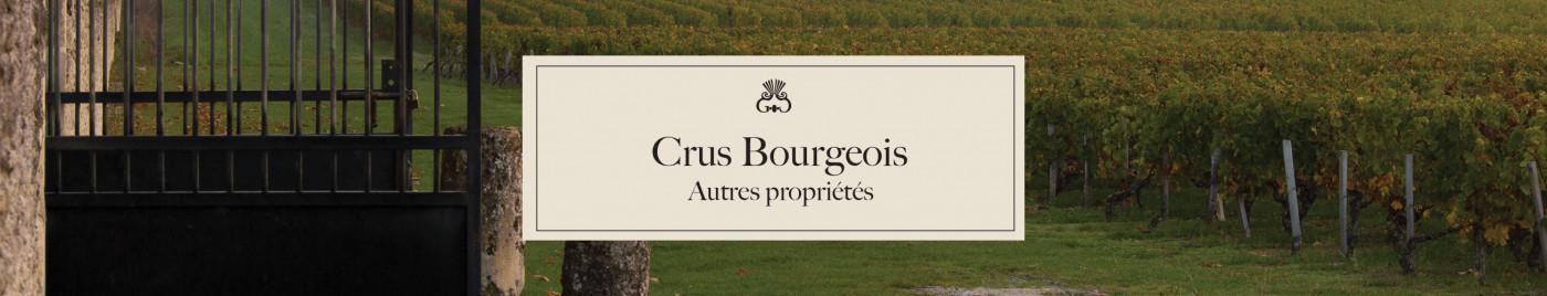 Crus Bourgeois - Autres Propriétés