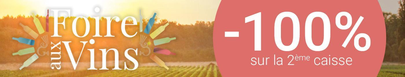 Foire aux Vins 2018 - 100%