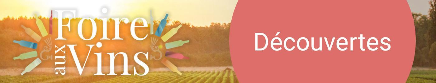 Foire aux Vins 2018 - Découvertes