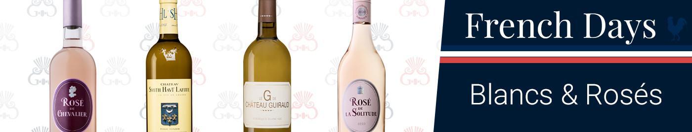 French Days   Blancs & Rosés