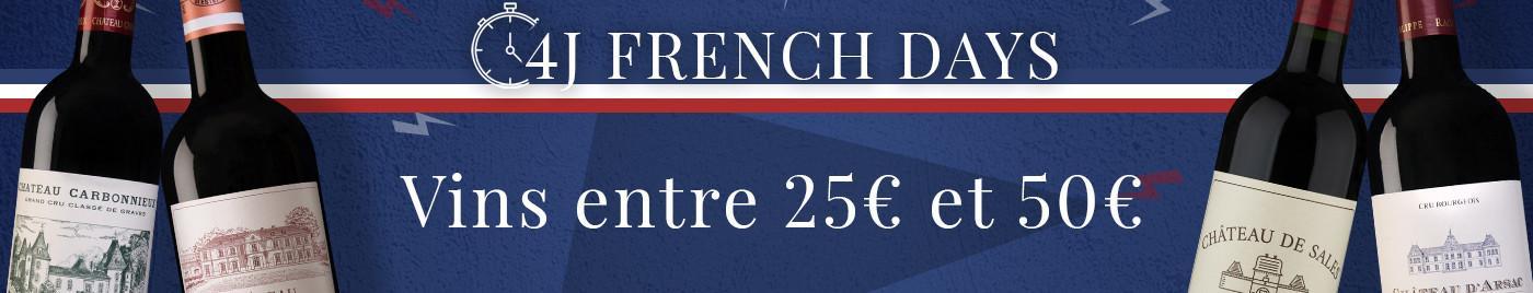French Days de rentrée    25 à 50€ la bouteille : le cœur battant des Bordeaux
