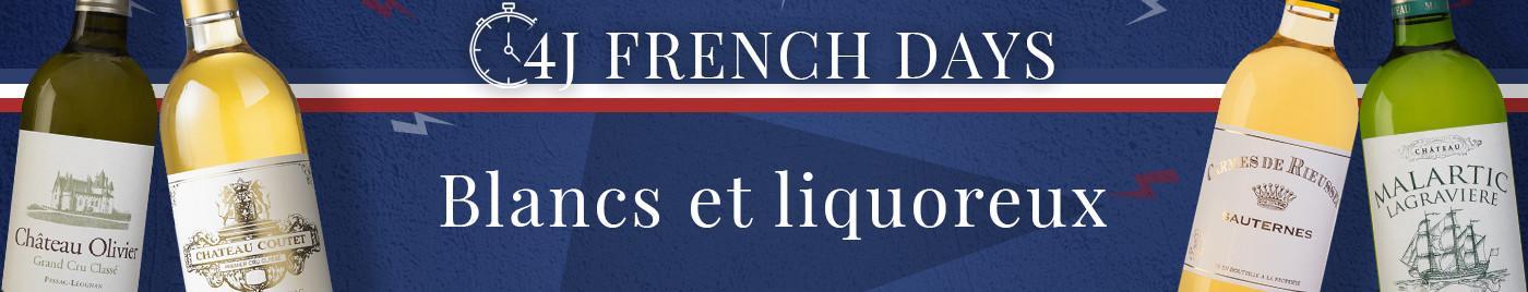 French Days de rentrée     Blanc sec et liquoreux
