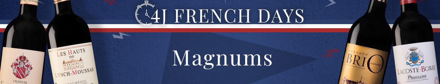 French Days de rentrée  |  Magnums