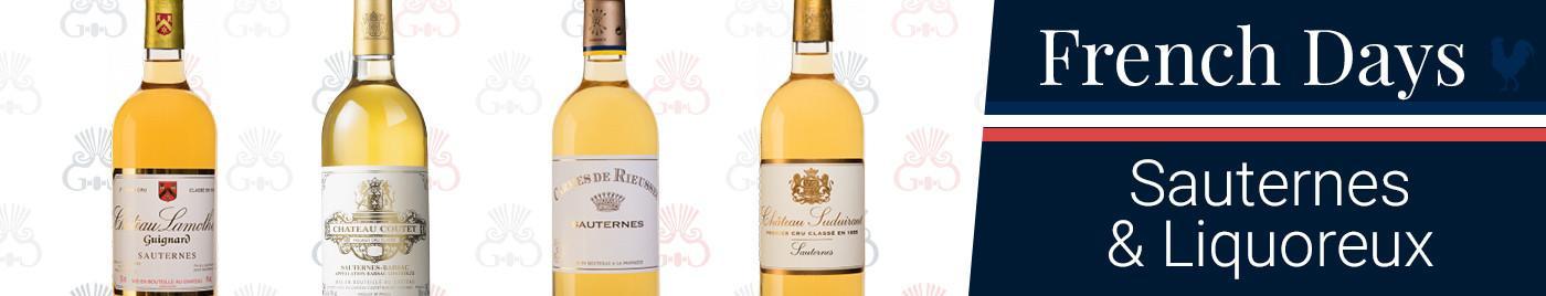 French Days | Sauternes & Liquoreux